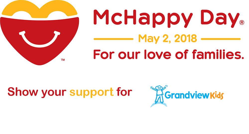Mchappy Day Banner 2018